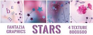STARS - TEXTURE BY FANTAZJA