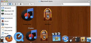 Wurlitzer iTunes Icons