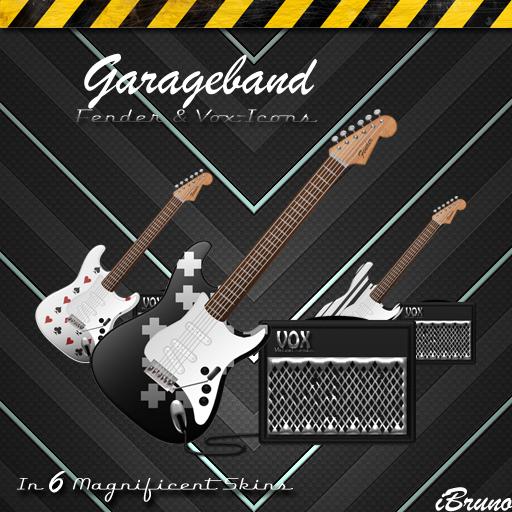 Fender for Garageband... by BrunoTorres