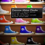 Converse Icons