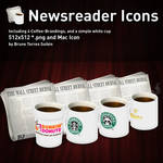 Newsreader Icons vol. 2