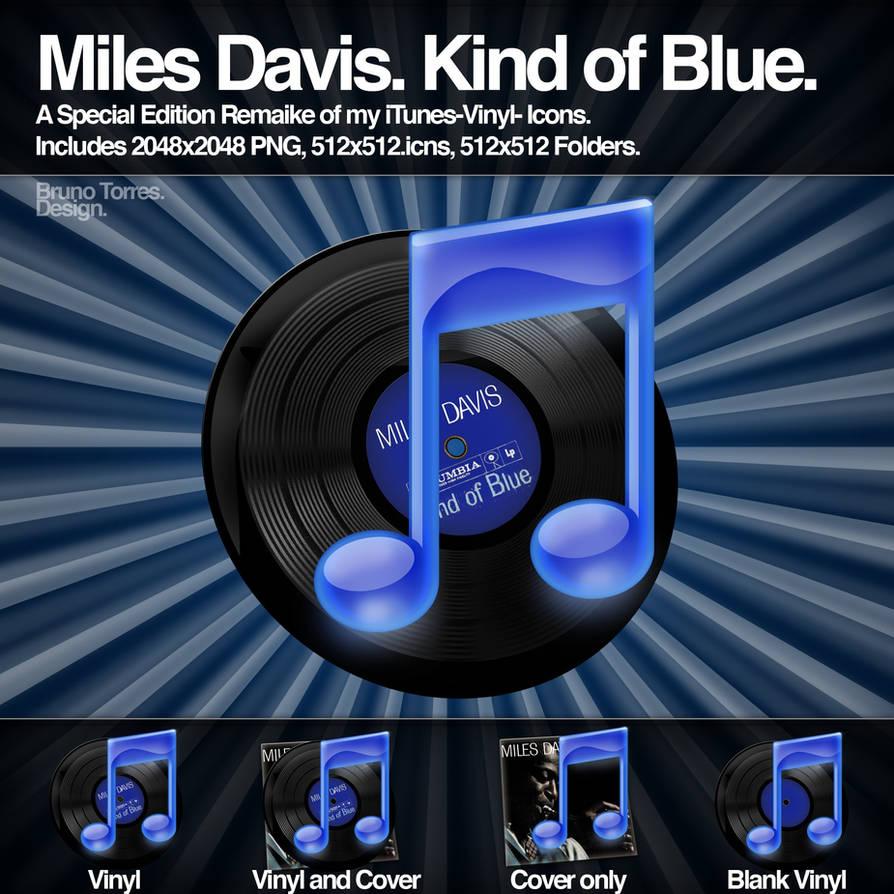 Miles Davis. Kind of Blue.