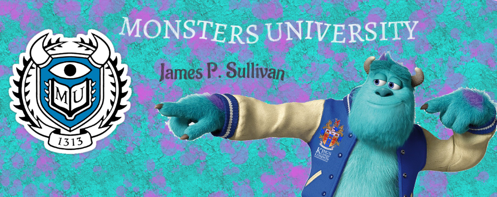 Sulley- Monsters University by GamzleleValdez