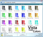Vista Folder Colors