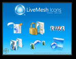 Live Mesh PNGs