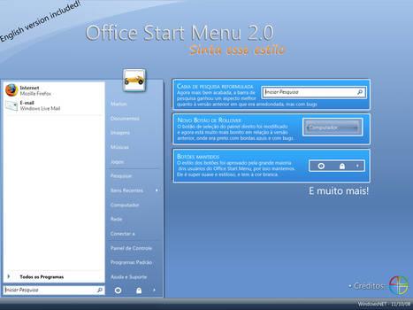 Office Start Menu 2