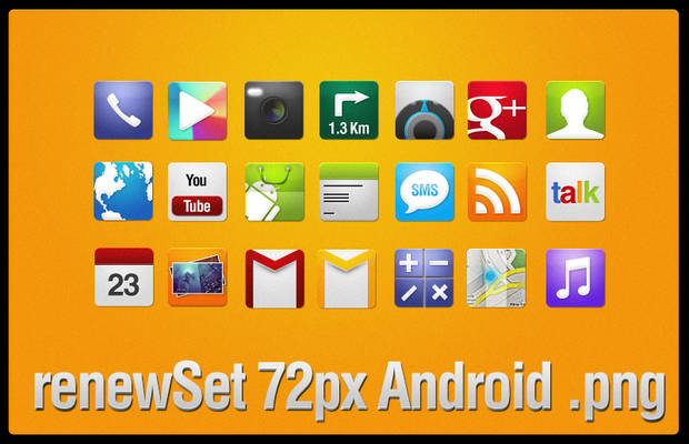 renewSet for Android