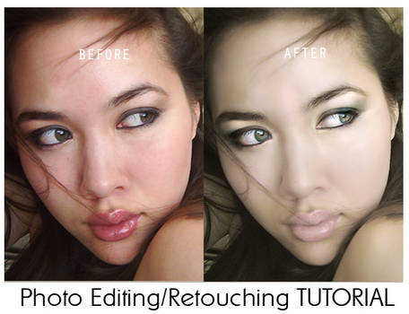 Photo Retouching Tutorial