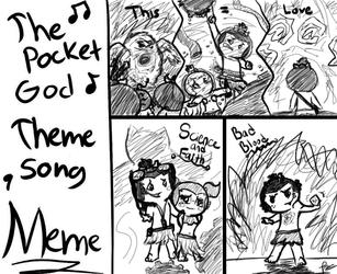 Theme Song Meme! by Fawnan