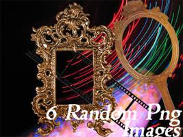 6 Random Png Images. by gfxgurl