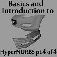Intro to HyperNURBS Part 4of4 by hmoob-phaj-ej
