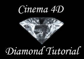Cinema 4D Diamonds Tutorial by hmoob-phaj-ej