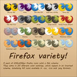 Variety - A firefox icon pack