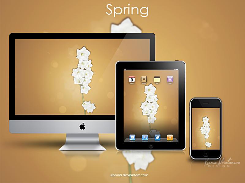 Spring by kseniabratanova