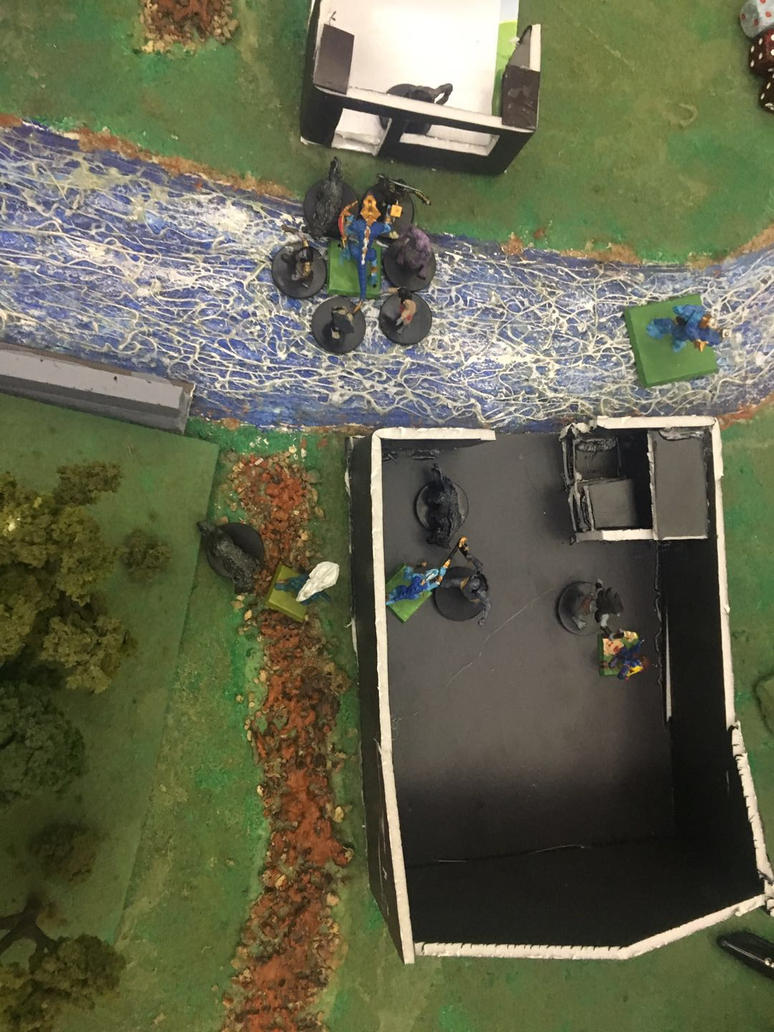 Battle Report Game 3 by Jburns272