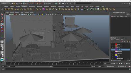 School_Scene_3D_Project