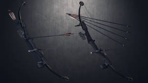 [MMD] Compound Bow for DL by AbyssLeo