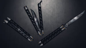 [MMD] And another balisong for DL