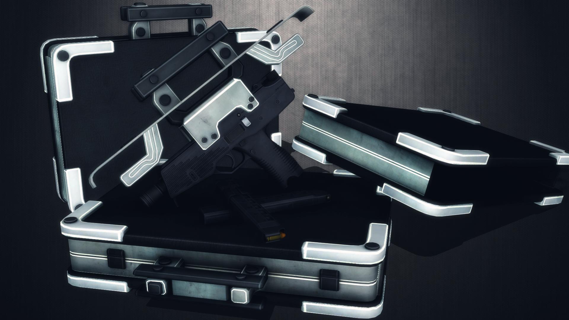 Mmd Briefcase Steyr Spp For Dl By Abyssleo On Deviantart