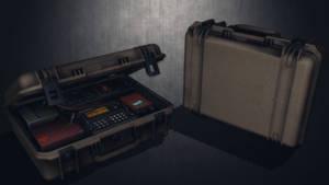 [MMD] C4+Semtex Explosive Charge Case for DL