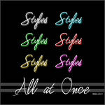 All At Once -Styles