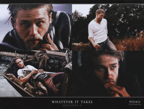 Whatever it takes |PSD51|
