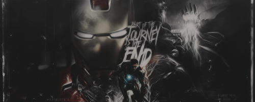 Part of the journey is the end  Signature  by Absolute-A