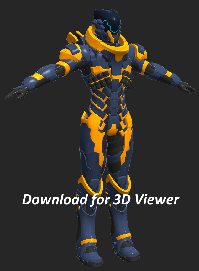 3d Model Viewer Scifi Soldier By Garm R On Deviantart