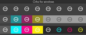 Neon Orbs By VM