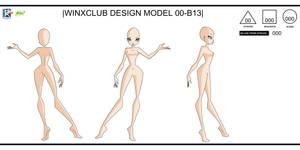 WinxClub design base