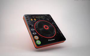 Pioneer CDJ by K3nzuS