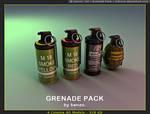 Grenade Pack