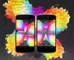 Nexus 4 wallpaper by cheth