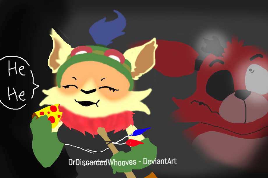 FAN ART MASHUP! by DrDiscordedWhooves