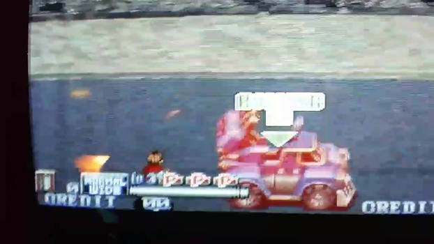 Shock Troopers Second Squad glitch