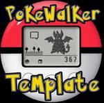UPDATED Pokewalker Template