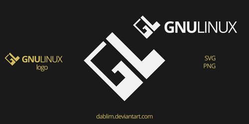 GNULinux Logo by Dablim
