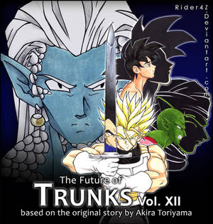 The Future of Trunks-VOL.I-XII [PDF Read File]