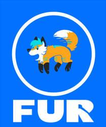 Fur Logo YCH1