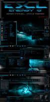 ESCL Energy G_Laser Se7en Visual Style