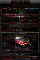 HKS Evo Red by lahercoll
