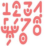 YuGiOh Zexal Number Brush Packs PS by JoseManuelSalas