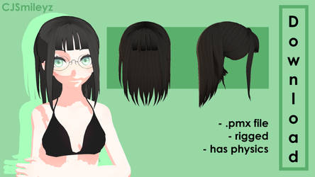 Brown Blunt Bangs Roblox Hairs On All Of Mmd Deviantart