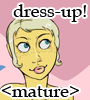 pin-up dress-up by clonie