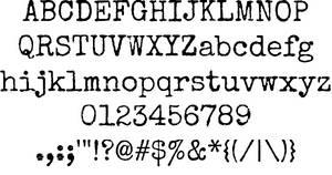 Special Elite font