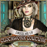 Dress Me Up: Clockwork Couture by PinkParasol