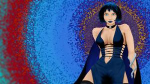 Blue Seduction animated