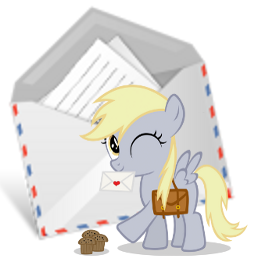 I Got Your Letter Icon By Talonfox On Deviantart
