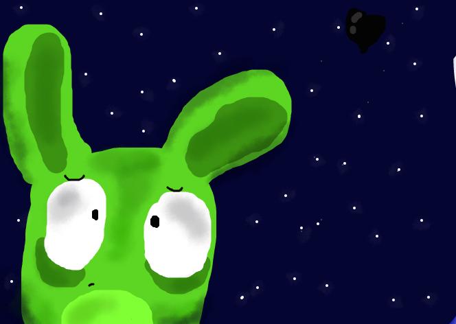 lime green hemka by beastythedragonofart