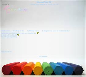 Rainbow Pastels Skin